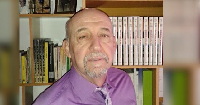 Francisco Domínguez, secretario de Relaciones Sindicales del PSOE de Carboneras