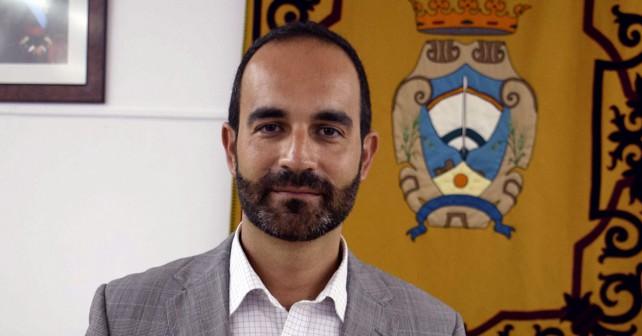 José Luis Amérigo, portavoz del PSOE en el Ayuntamiento de Carboneras