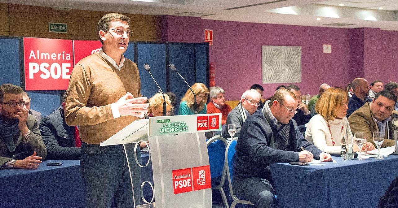 Comité Provincial del PSOE de Almería