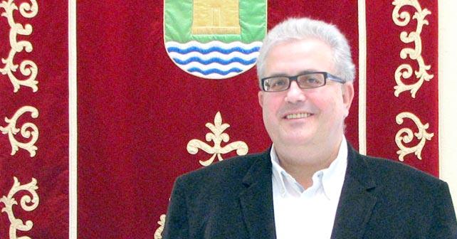 Tomás Elorrieta, portavoz socialista en el Ayuntamiento de El Ejido