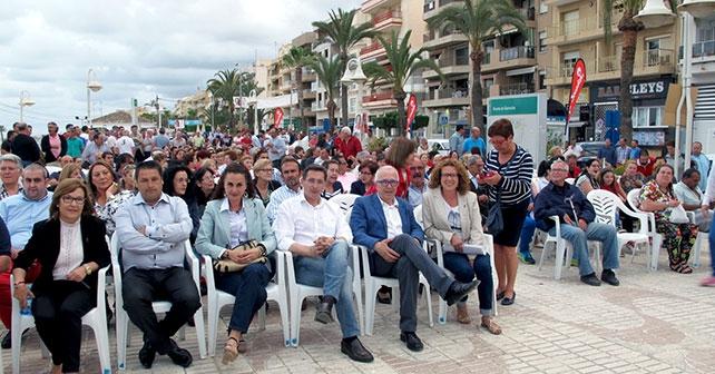 Candidatura del PSOE de Garrucha