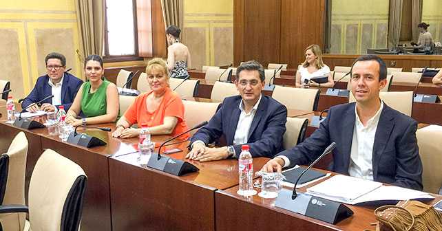 Grupo Parlamentario del PSOE de Almería