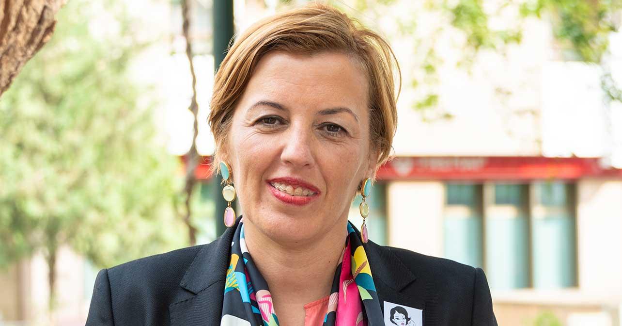 Sonia Ferrer - Diputada nacional por el PSOE de Almería