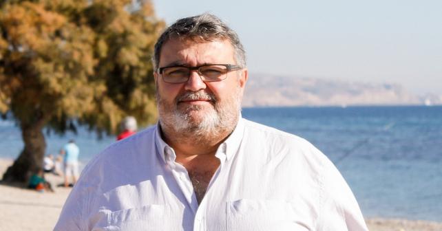Manolo García, portavoz socialista en el Ayuntamiento de Roquetas de Mar