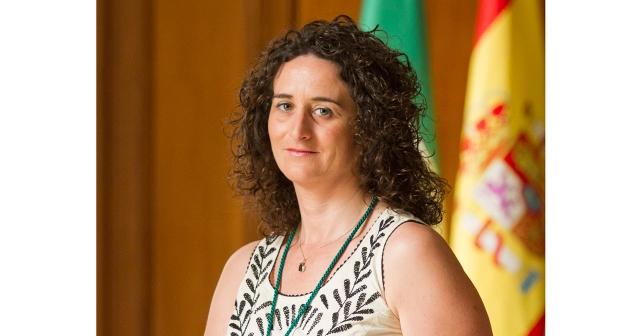 Rafaela Ortega, diputada provincial del PSOE