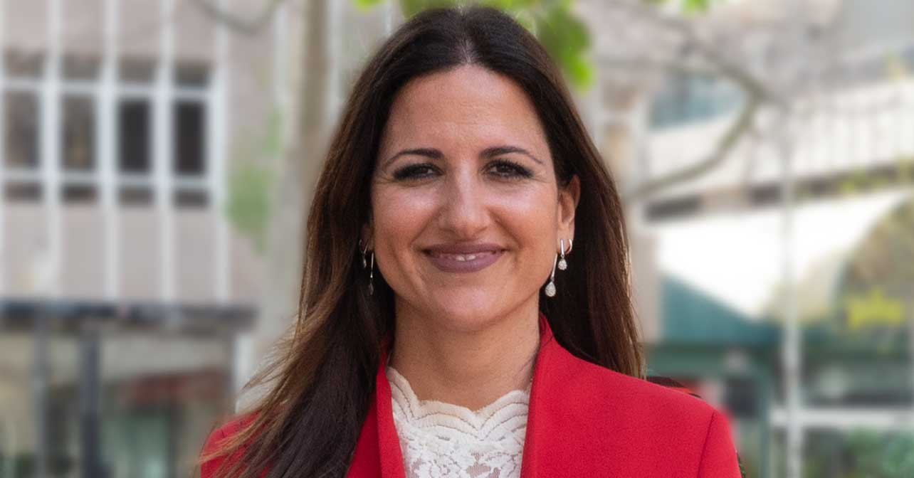 Inés Plaza - Senadora por el PSOE de Almería