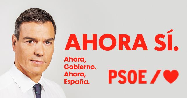 Ahora Sí - Elecciones Generales 10N