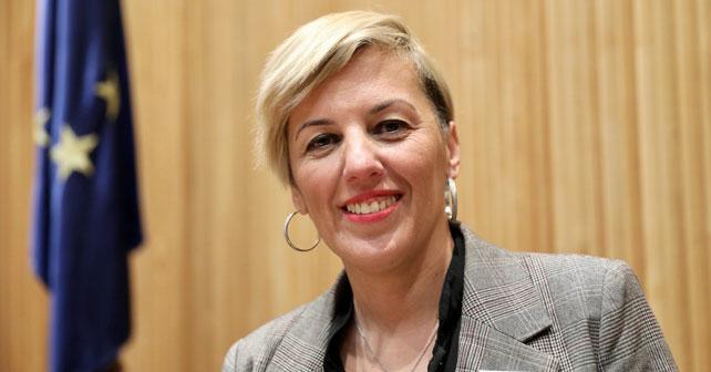 Sonia Ferrer Tesoro, diputada nacional del PSOE de Almería