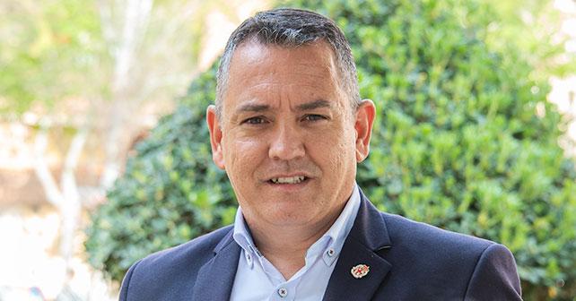 Indalecio Gutiérrez Salinas, diputado nacional del PSOE de Almería