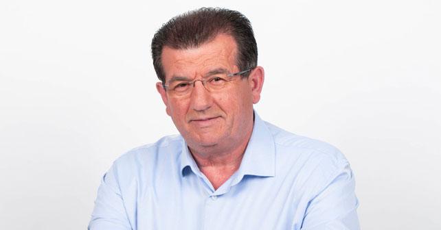 José Miguel Alarcón, secretario general del PSOE de El Ejido