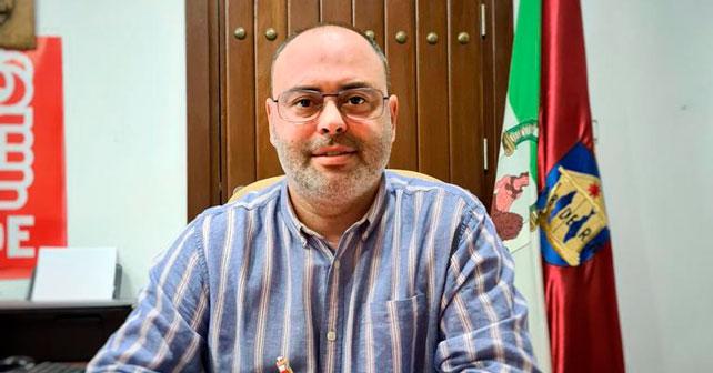 Francisco Utrera, secretario de Política Municipal e Institucional del PSOE de Adra